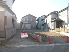 静岡市清水区月見町の売土地,売り地の外観図