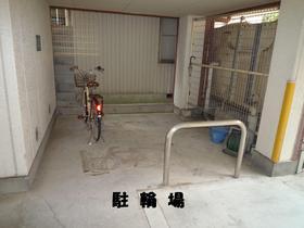 駐輪場・自転車1台のみ無料、原付バイク千円/月、その他バイク1万円/月