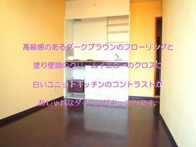静岡市葵区四番町の賃貸マンションのDK