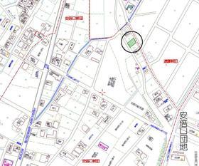 静岡市葵区安倍口新田の売土地,売り地の間取図