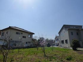広めの区画です。ゆとりある間取りの住宅が可能です!家庭菜園や駐車場もひろびろ!