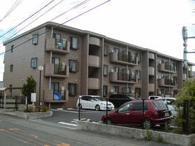 三島市多呂の賃貸マンションの外観図