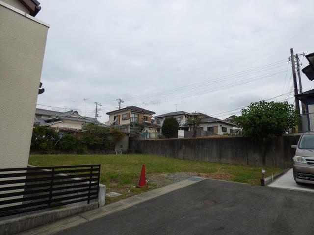 富士山の眺望 下水道入っています。自由設計 フリープラン 建築条件無し
