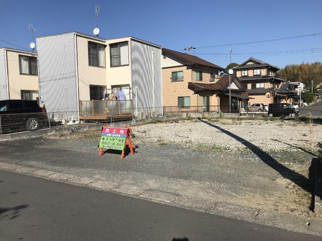 菊川市本所の売土地,売り地の外観図