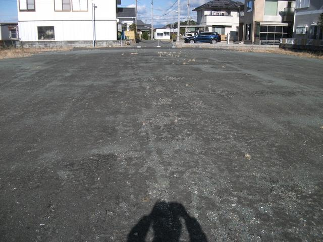 袋井市浅羽の売土地,売り地の外観図