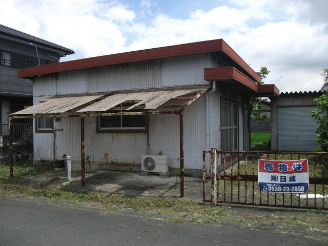 掛川市中宿の売土地,売り地の外観図