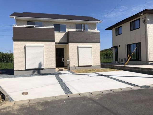 菊川市和田の新築売戸建住宅の建物の内覧可能です。お気軽にお問い合わせ下さい。TEL:0537-36-6431
