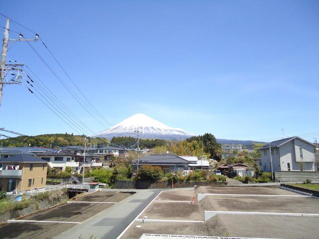 富士宮市小泉の売土地,売り地の外観図