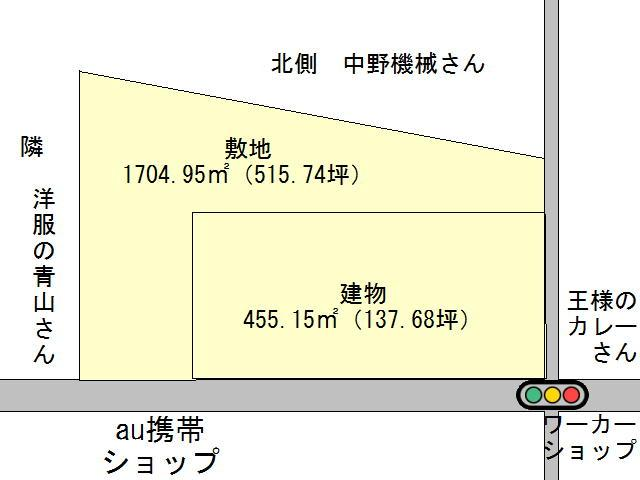 西富士道路 富士宮バイパスと旧大月線に囲まれた市街地 JR身延線源道寺駅も徒歩圏内
