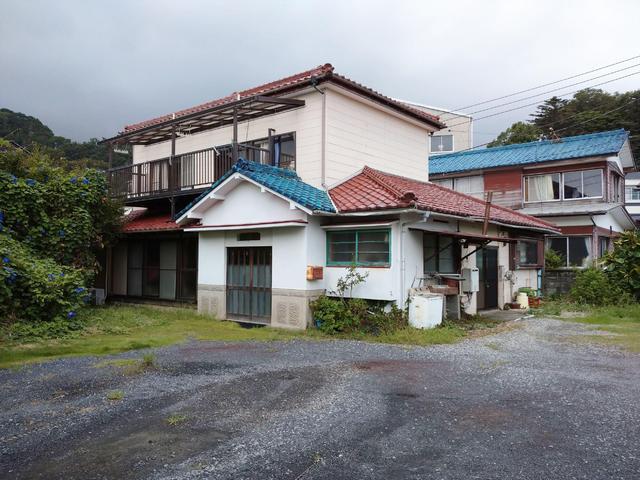 伊東市富戸の売戸建住宅の外観図